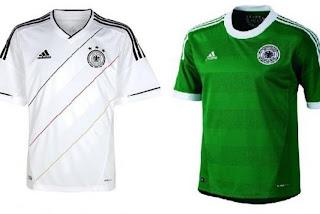 Kostum Jerman Euro 2012