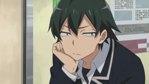 Quel personnage vous ressemble le plus ? Hachiman%2BHikigaya