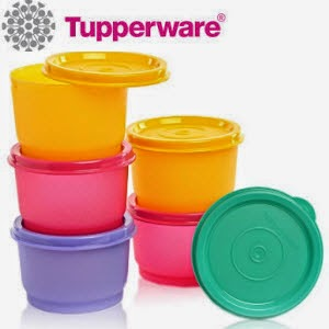 Pepperfry : Tupperware Snack Cup 150ml (Set Of 2) at Rs. 139 : Buytoearn