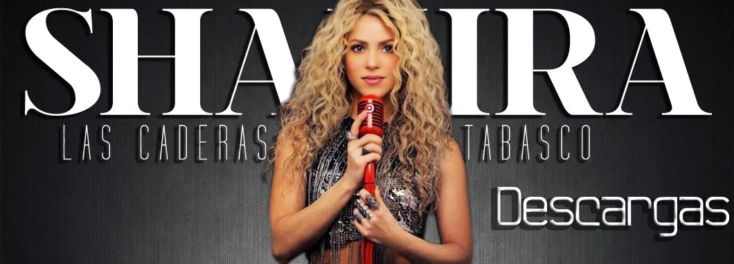 SHAKIRA DESCARGAS