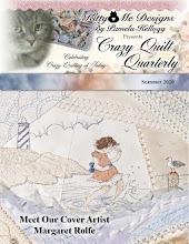Crazy Quilt Quarterly Magazine Summer 2020