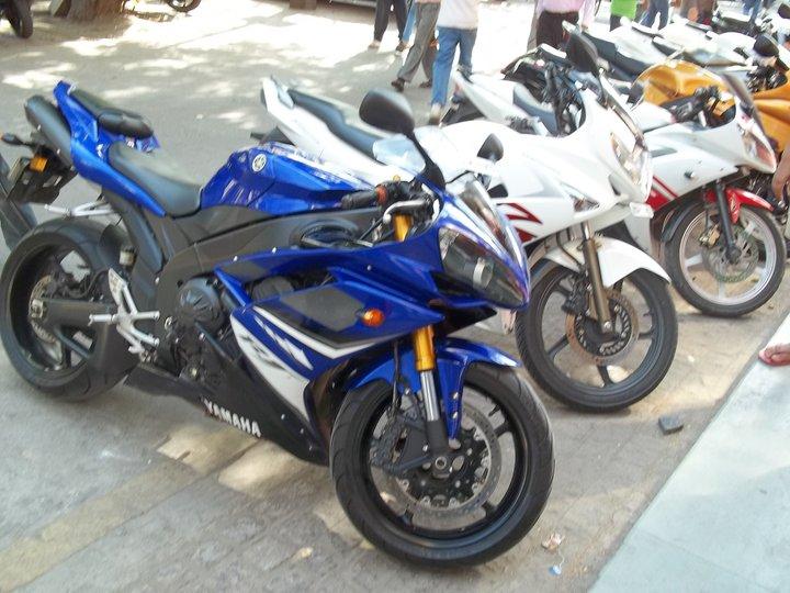 New Karizma Zmr 2011 Specifications VS Hybusa VS Ninja and ...