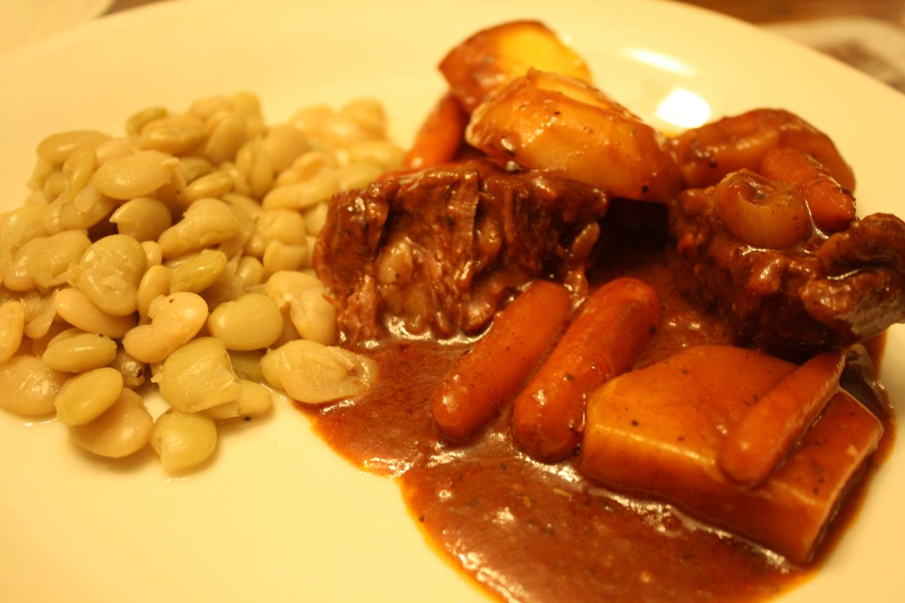 The Roediger House: Meal No. 583: Italian Pot Roast