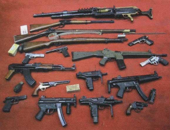 El blog de 2 acg 2011 2012 armas de fuego for Muebles para guardar armas de fuego