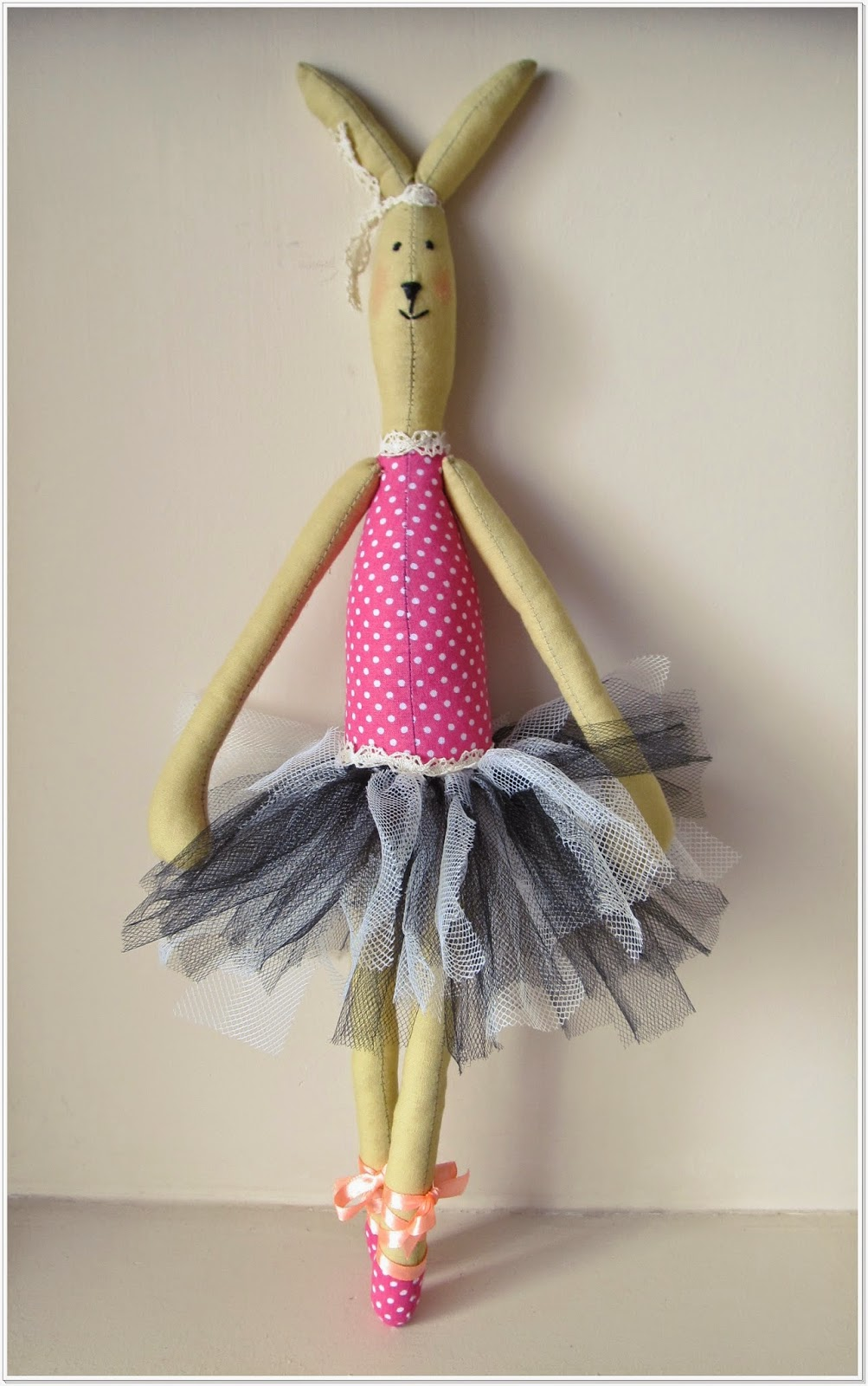 Króliczka baletnica
