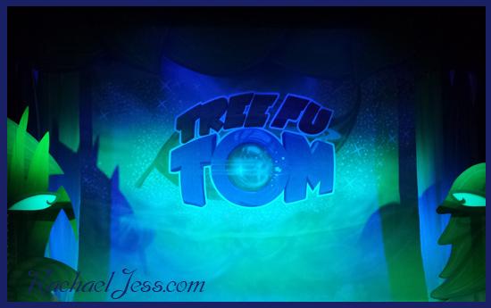 Tree Fu Tom Live at Horsham