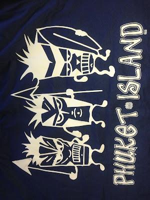 Dapat Baju Dari Thailand