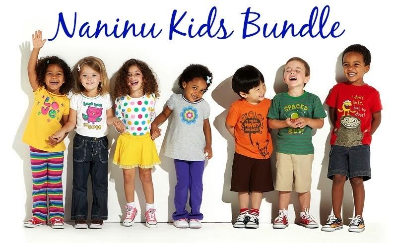 ! NaninU kiDs Bundle-Untuk Anak2 kitE ajEr  !™