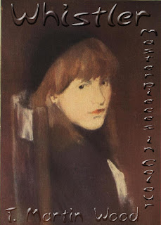 whistler,masterpieces,colour,series,t.martin wood,art,ebook