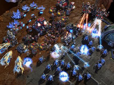 StarCraft 2 PC Game Free Download