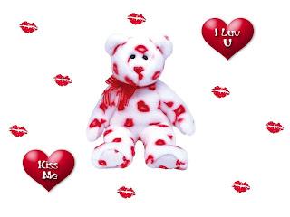 Valentine Teddy Bear