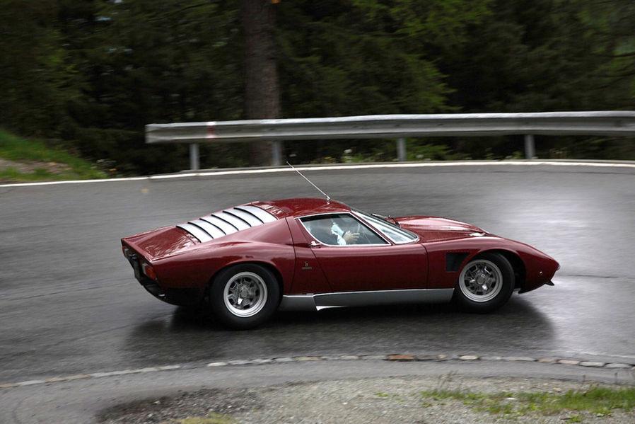 Ruote Rugginose 1967 Lamborghini Miura