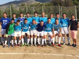 Hoyocasero, primer finalista del XLVI Trofeo del Melocotón en Burgohondo