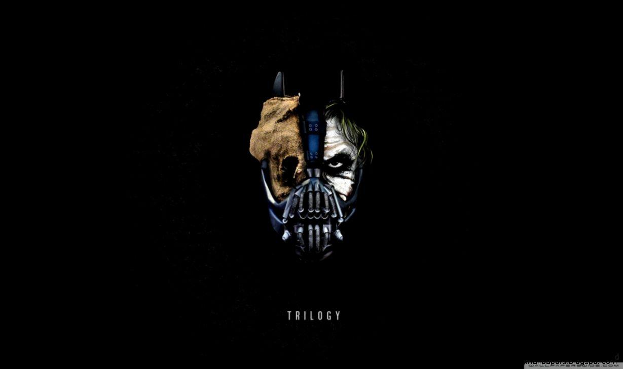 The Dark Knight Trilogy HD desktop wallpaper  Widescreen  High