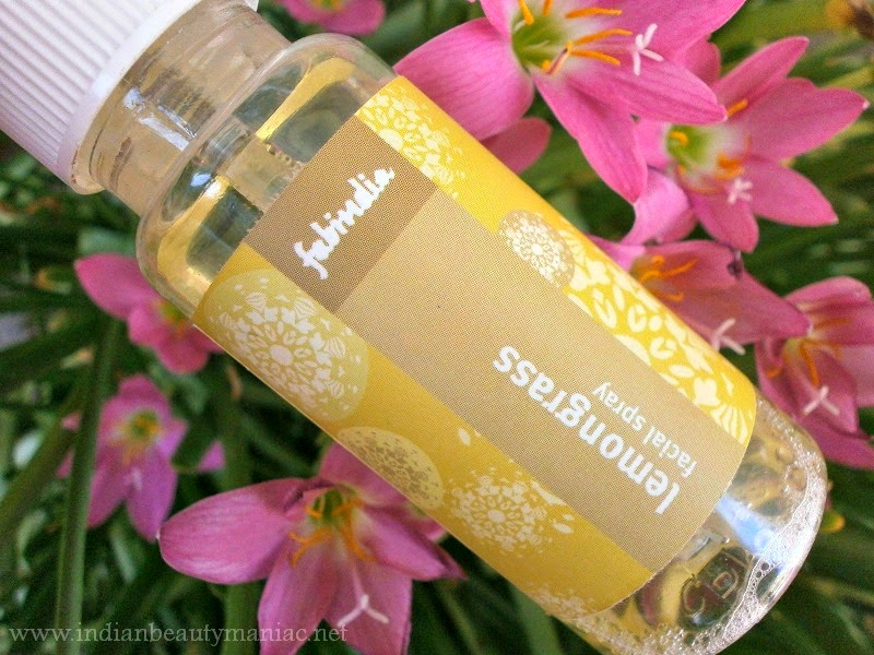FabIndia Lemon Grass Facial Spray
