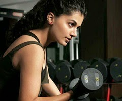 Taapsee's Fighting Motivates Lady Fans