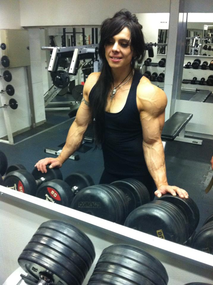 Before And After Geraldine Morgan Muscle Women S Blog