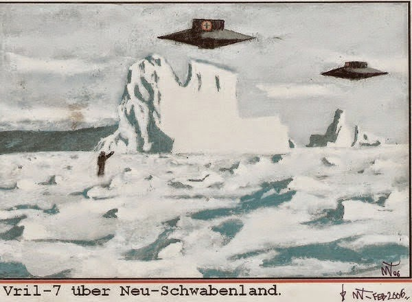 Hollow Earth: the Forbidden Land of Agartha and the Thule Secret Society