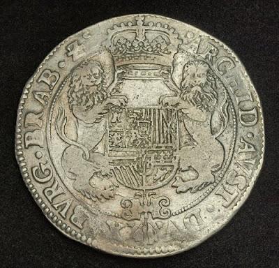 Brabant Silver Ducaton Coin