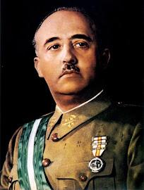 Generalísimo FRANCISCO FRANCO (La Coruña 4/12/1892 - Madrid  20/11/1975).