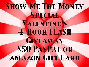 V day $50 Paypal Cash: Flash Giveaway till midnight