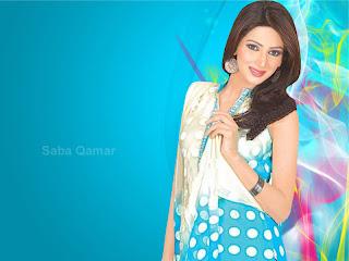 Saba Qamar Beautiful Wallpapers
