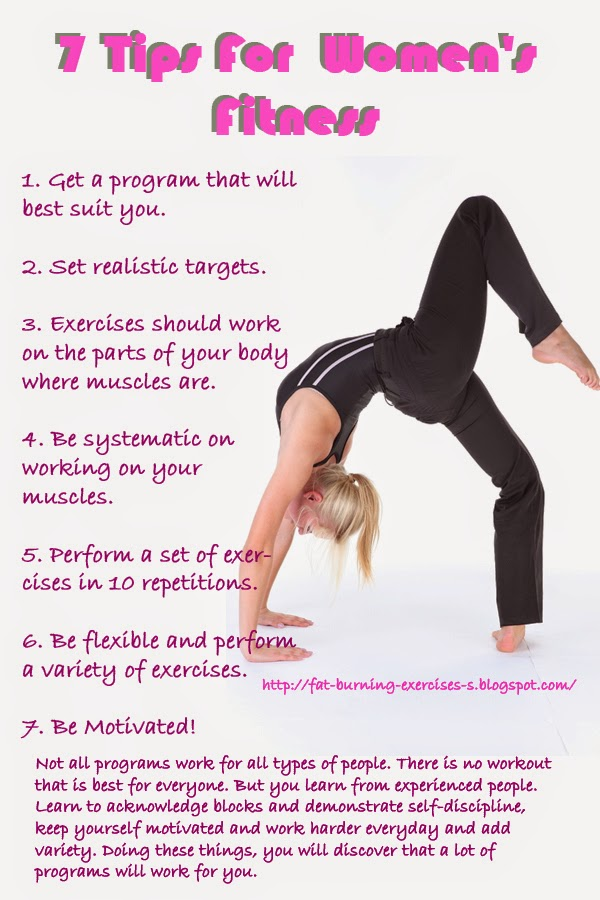 7 Tips For Women's Fit...