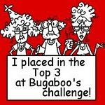 Top 3 at Catch the Bug Challenge Blog