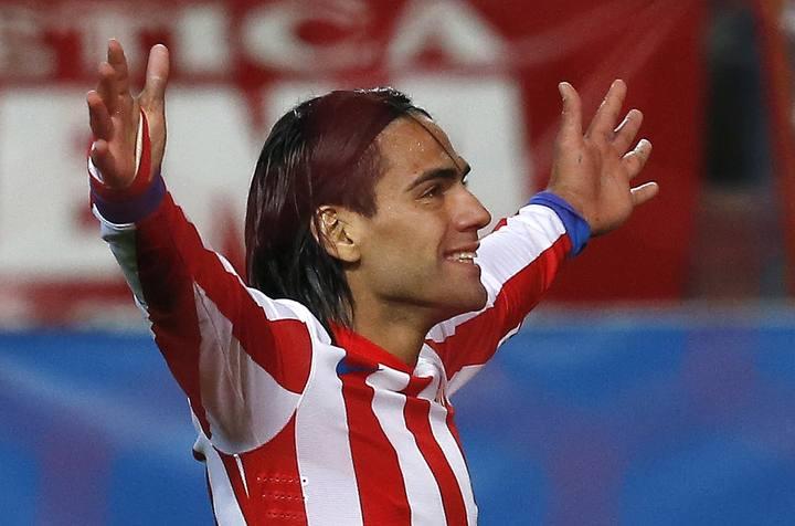 Falcao García marca un gol cada 45 minutos