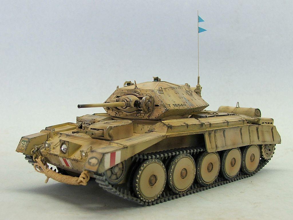 panzerserra bunker military scale models in 1 35 scale crusader a15 cruiser tank mk i 2pdr. Black Bedroom Furniture Sets. Home Design Ideas