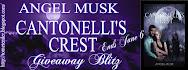Angel Musk's Cantonelli's Crest Blitz & Giveaway