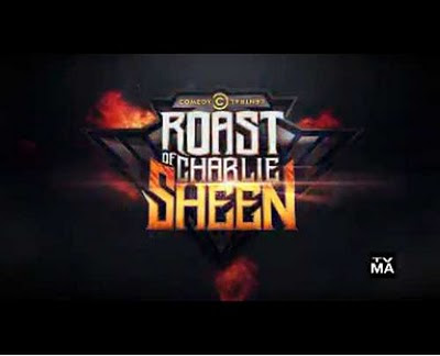 The Roast Of Charlie Sheen On Comedy Central