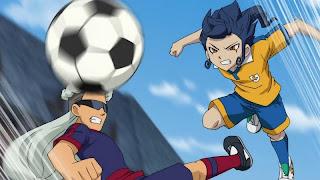 Inazuma Eleven Go - Episodio 12