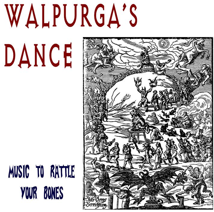 Mark's Super Blog: Three Spooky Walpurgisnacht Compilations