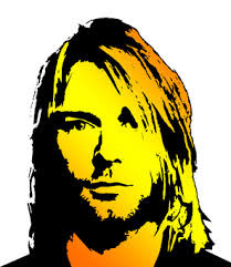 Kurt Cobain...