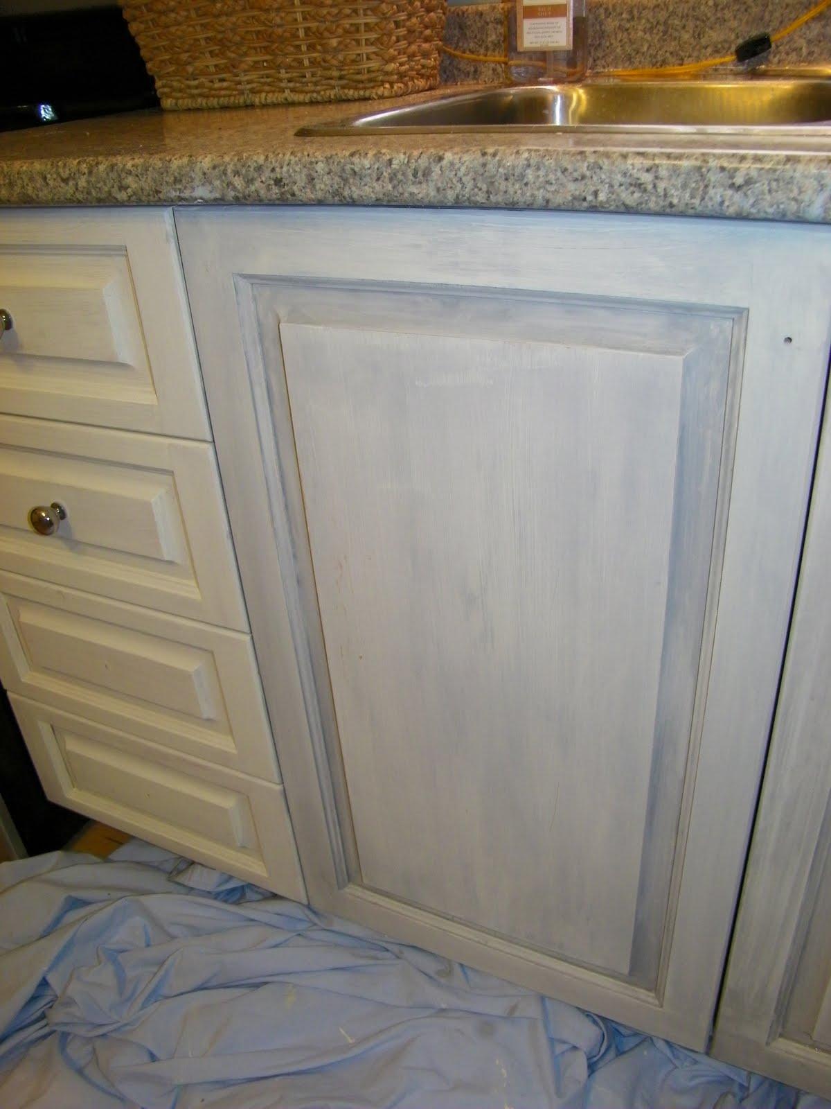 Grey Wash Wood Stain Maison Decor Kitchen Cabs Get A Grey Chalk Wash