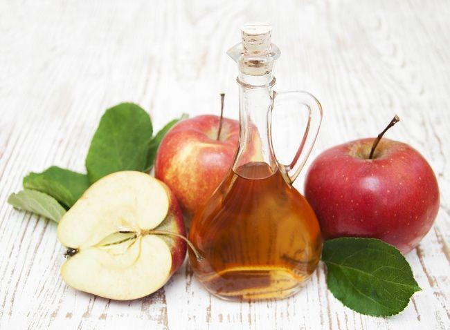 Khasiat dan Manfaat cuka apel  untuk kesehatan