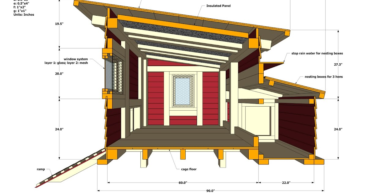 Ck coop useful free online chicken coop building plans for Building plan online