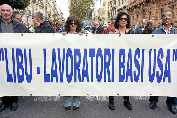 LIBU - LAVORATORI ITALIANI BASI USA