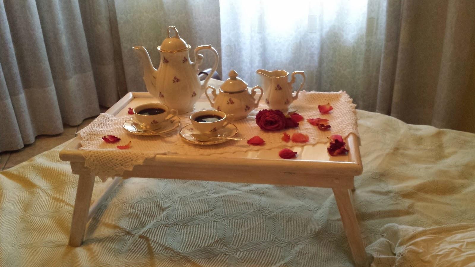 Donatella e l 39 amore per ogni cosa colazione chic - Colazione al letto ...