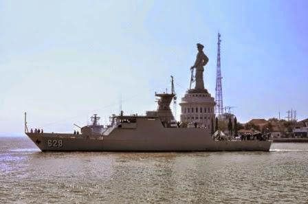 Indonesia Sedang Membangun 48 Kapal Perang Produksi Dalam negeri