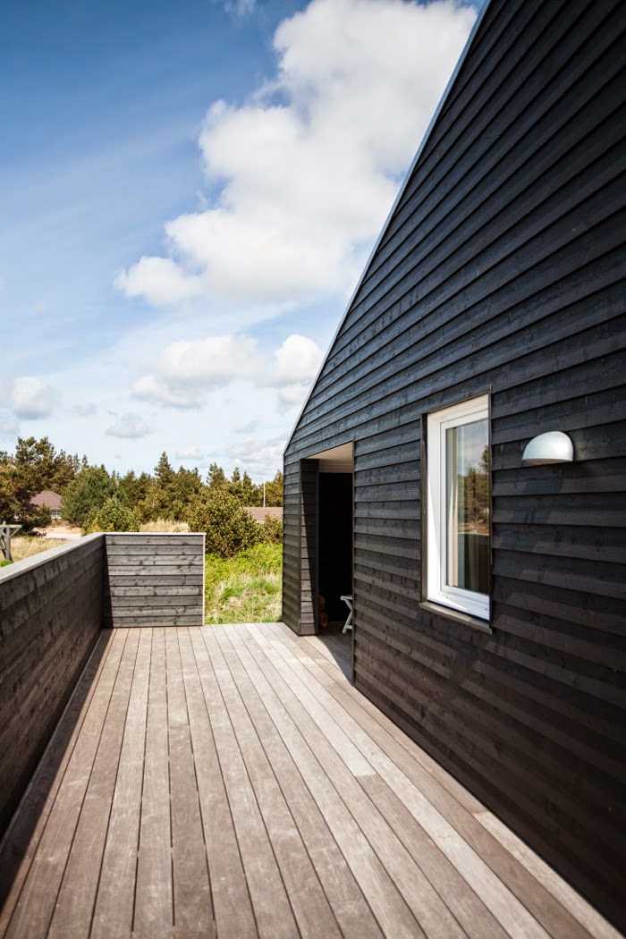 danish summer house