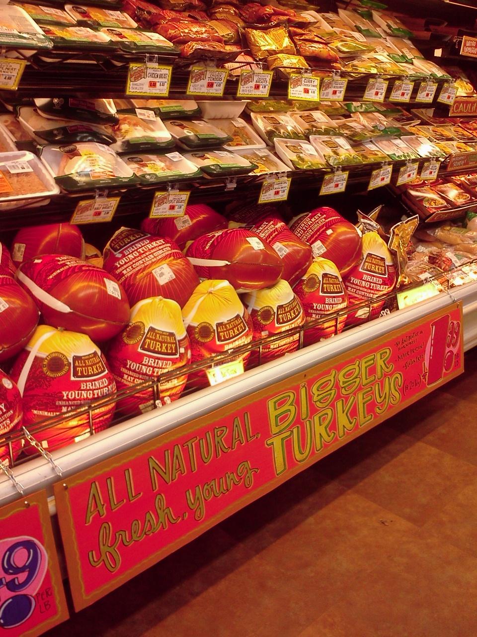 Ingredients List Trader Joe S All Natural Brined Turkey