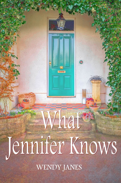 Book Cover What Jennifer Knows by Wendy Janes