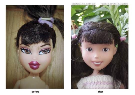 Tree Change Dolls