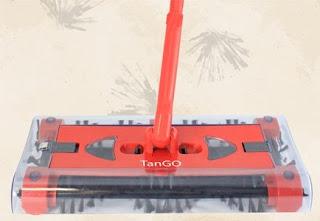 escoba electrica sin cable tango