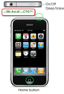 iPhone 5 Hard Reset Restart Solution Step no 1. Step no 2. Step no