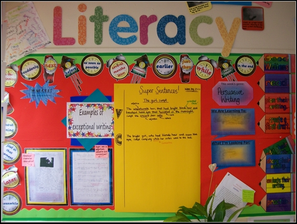 Classroom Ideas Year 3 ~ Creative teaching displays working walls literacy and maths
