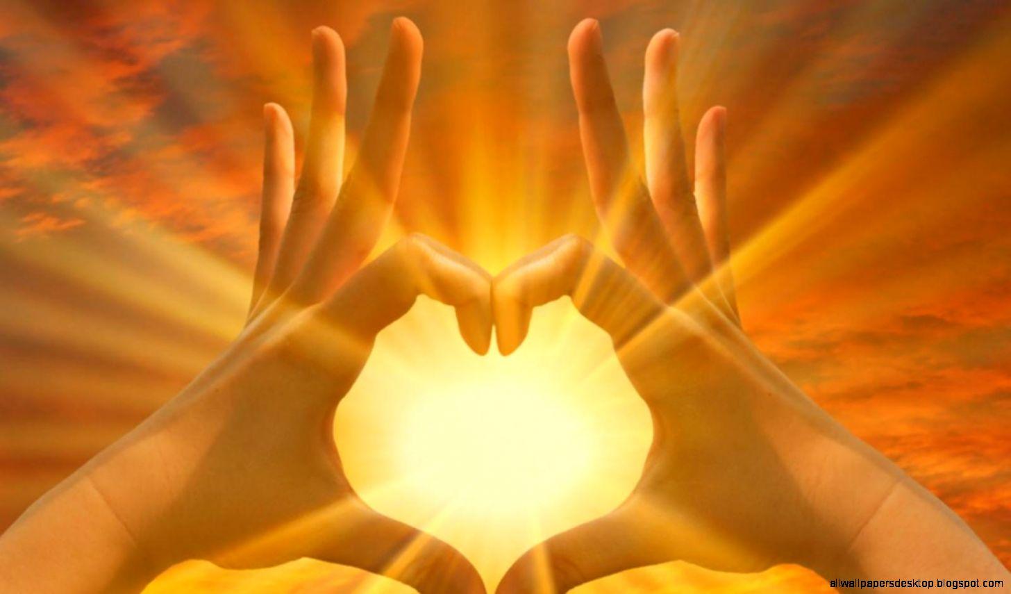 Sun love hand wallpaper hd desktop all wallpapers desktop - 2 hand love wallpaper ...