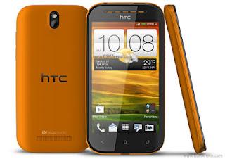 Harga dan Spesifikasi HP Android HTC Desire SV